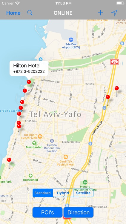 Tel Aviv – Travel Companion screenshot-9