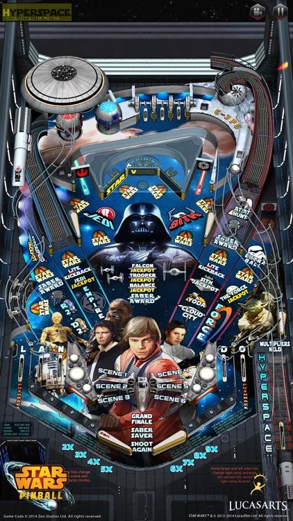 Star Wars™ Pinball 7 screenshot-0