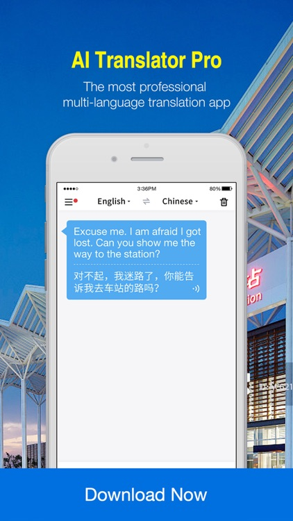 AI Translator Pro - Photo & Voice Translator screenshot-4
