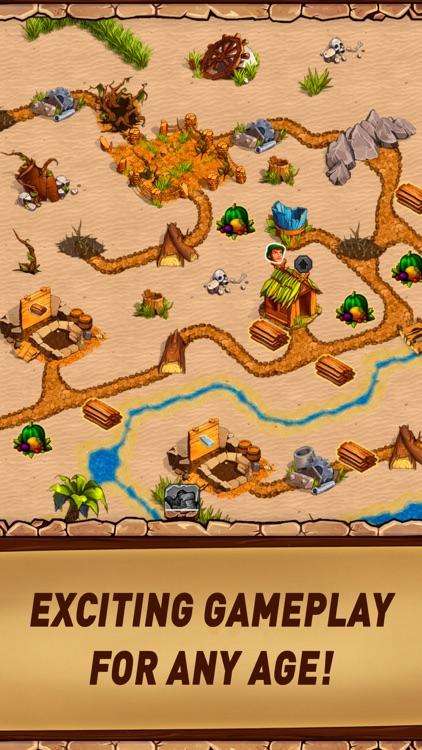 Lost Artifacts: Golden Island screenshot-4