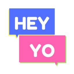 Heyyo: Tap Messaging App