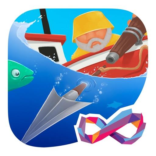 Harpoon FRVR - Spear Fishing