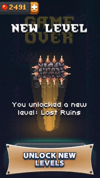 Cavefall: Endless Adventure screenshot-4
