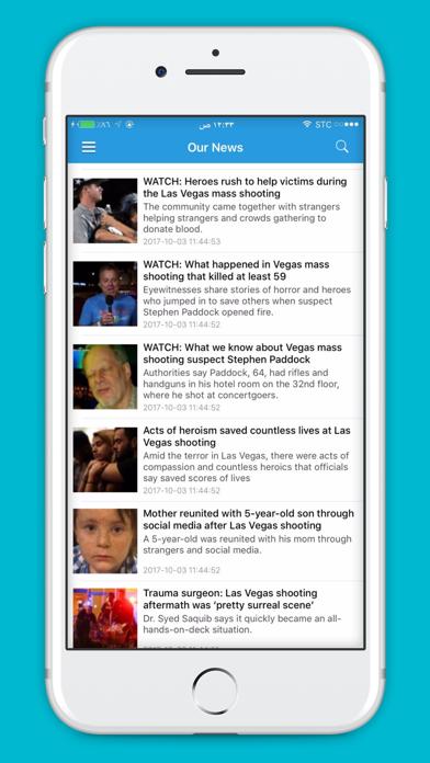 Media Now screenshot four