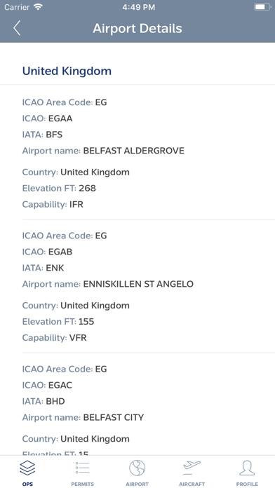 FlightSupport screenshot