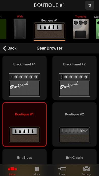 free ios guitar effect apps 11. Black Bedroom Furniture Sets. Home Design Ideas