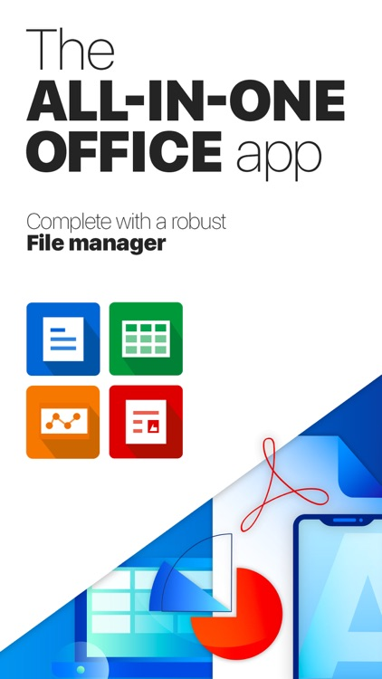 OfficeSuite PRO Mobile Office screenshot-0