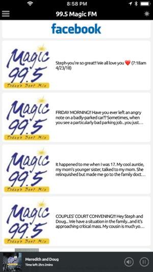Magic 995 FM On The App Store