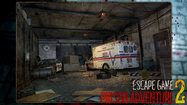 Escape games prison adventure2 screenshot-0