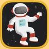 아이들을 위한 과학 게임- 한 우주 탐사 퍼즐 활동