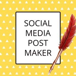 Poster Maker For Social Media