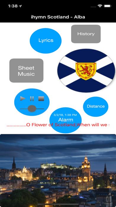 ihymn Scotland screenshot two