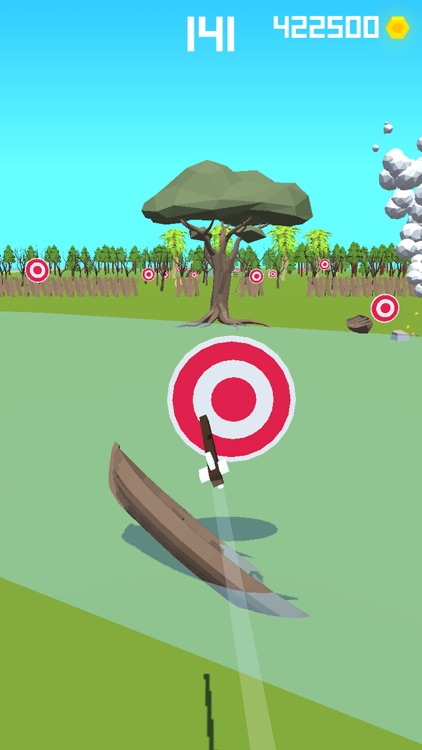 Flying Arrow! screenshot-4