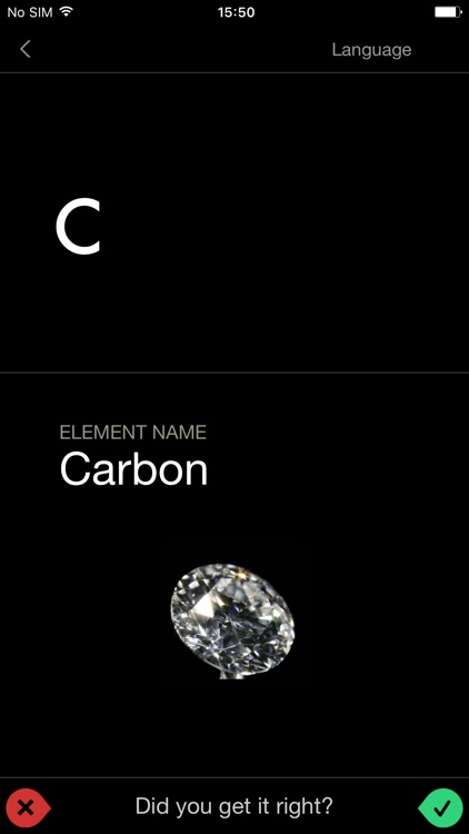 The Elements Flashcards
