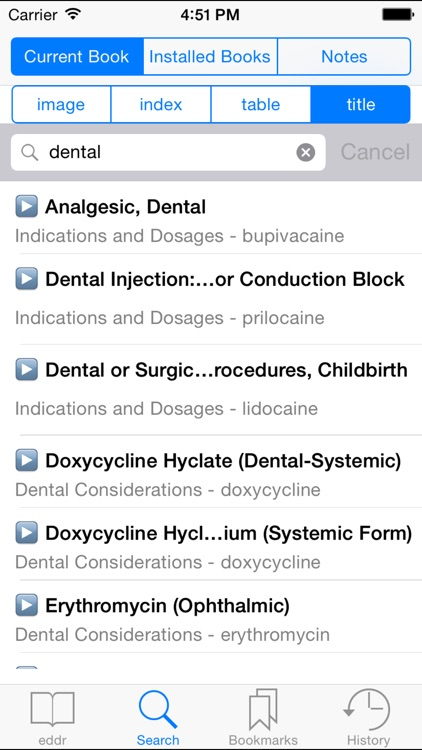 Mosby's Dental Drug Ref, 11 ED screenshot-3