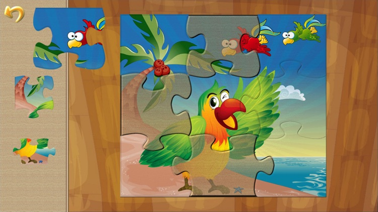 Birds Games: Puzzles for Kids screenshot-3