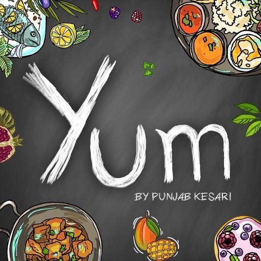 Yum Recipes iOS App