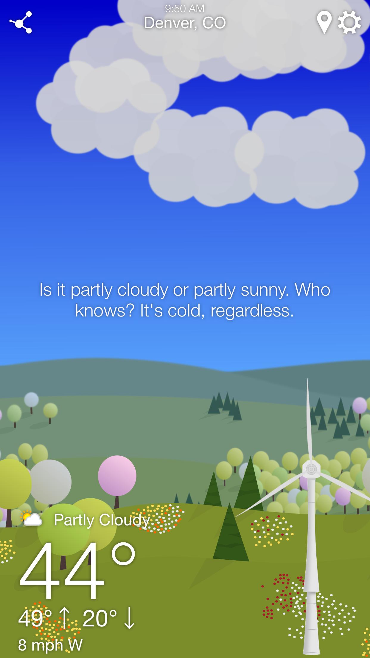 What The Forecast?!! Screenshot