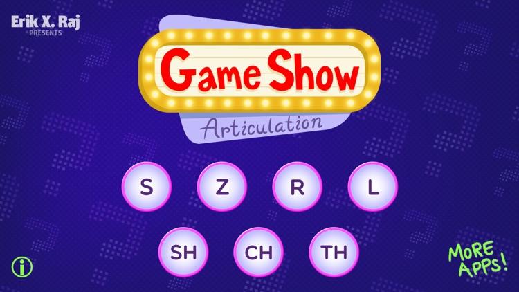 Game Show Articulation screenshot-0