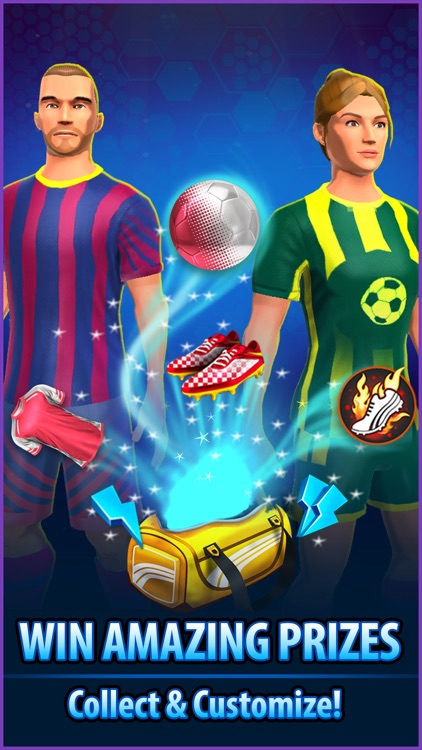 Soccer! Hero screenshot-3
