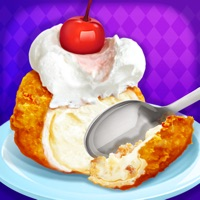 Codes for Deep Fried Ice Cream - Summer Desserts Food Maker Hack
