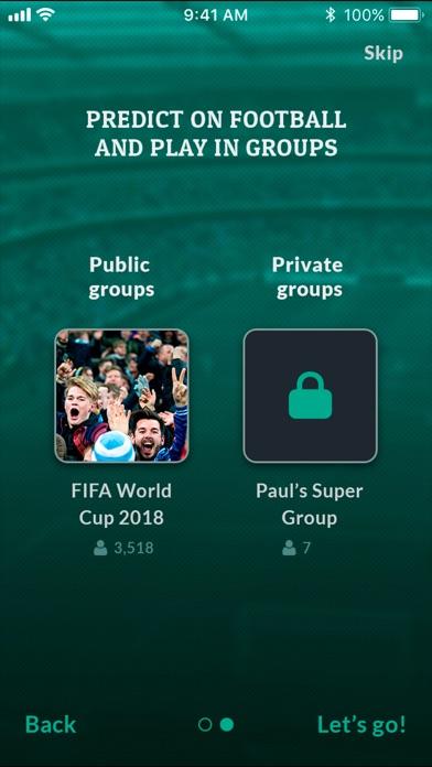 Kiggit: Social Soccer Betting-1