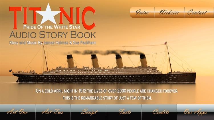 Titanic Audio Story