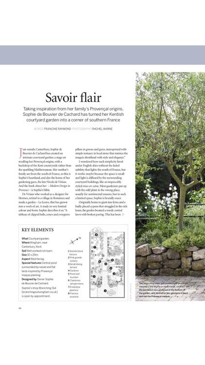 Gardens Illustrated screenshot-4
