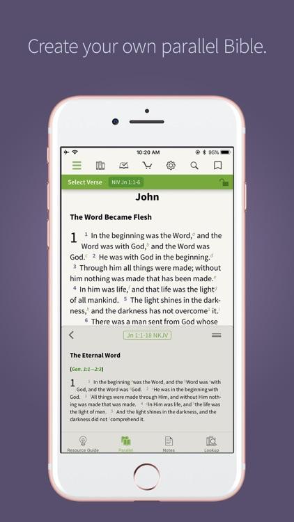 Bible † screenshot-5