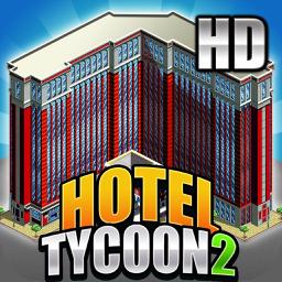 Ícone do app Hotel Tycoon2 HD