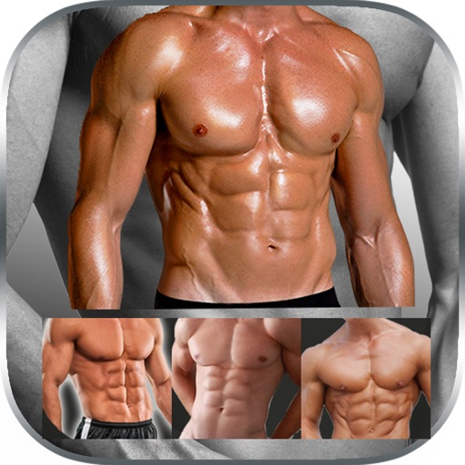 8 Pack Abs Editor - Abs Booth iOS App