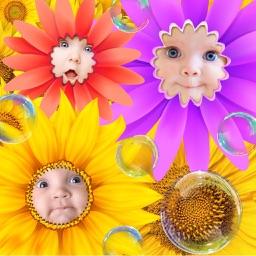 Best Flower Photo Frames Masks
