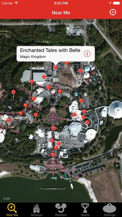 Hidden Mickeys review screenshots
