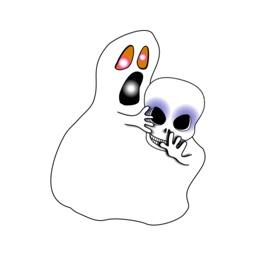 Halloween stickers by Lingmoji