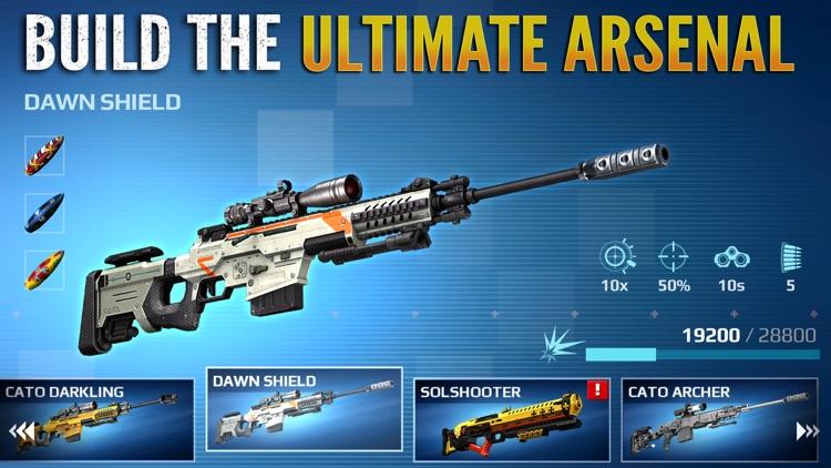 Sniper Fury Target screenshot-3