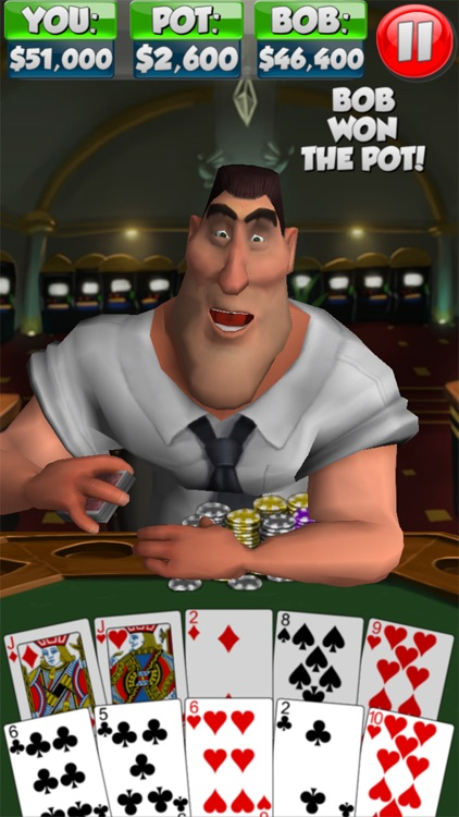 Poker With Bob screenshot-4