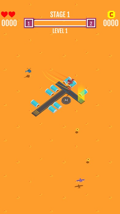 Air Control - Rescue Plan screenshot 1