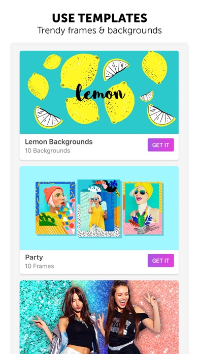 download PicsArt Photo Editor + Collage apps 4
