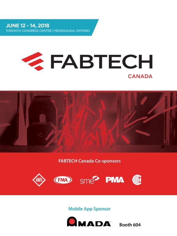 FABTECH Canada 2018 screenshot 3