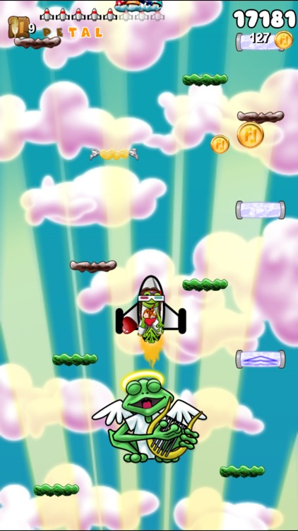 Froggy Jump screenshot-2