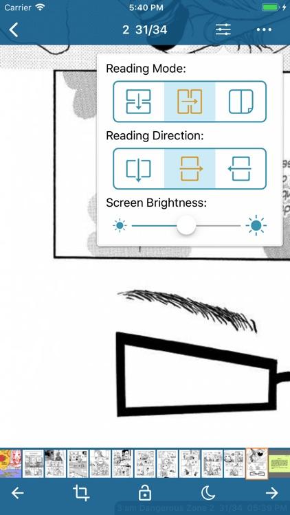 Manga Bird - Best manga reader screenshot-3