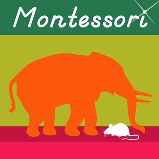 Opposites - A Montessori Pre-Language Exercise