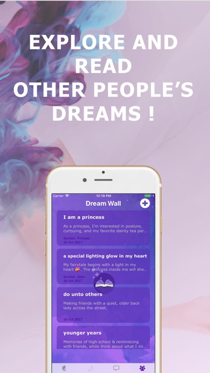 DREAMWALL PRO Dream Journal
