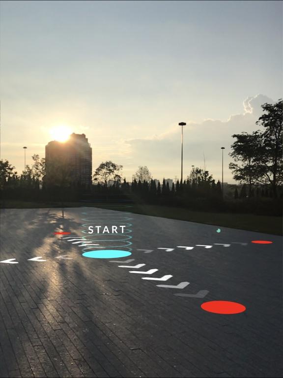 AR Runner screenshot 10