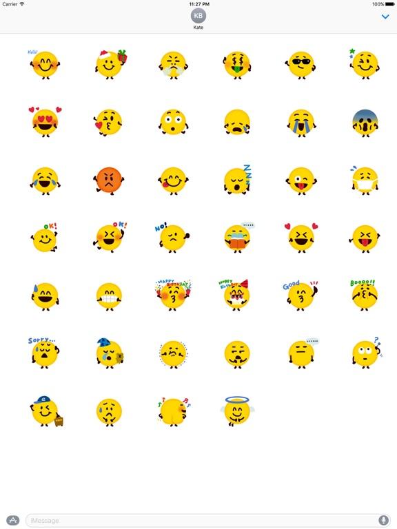 Facemoji - Funny Emoji Sticker screenshot 4