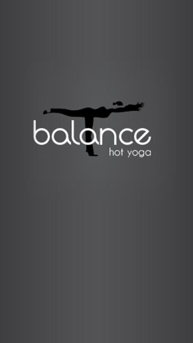 Balance Hot Yoga screenshot one