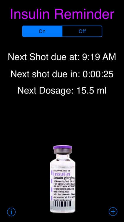 Insulin RX screenshot-2