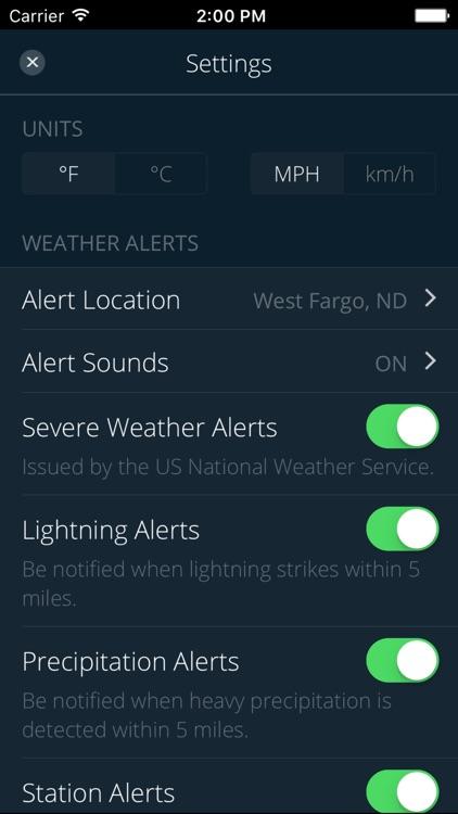 WDAY/WDAZ StormTracker screenshot-4