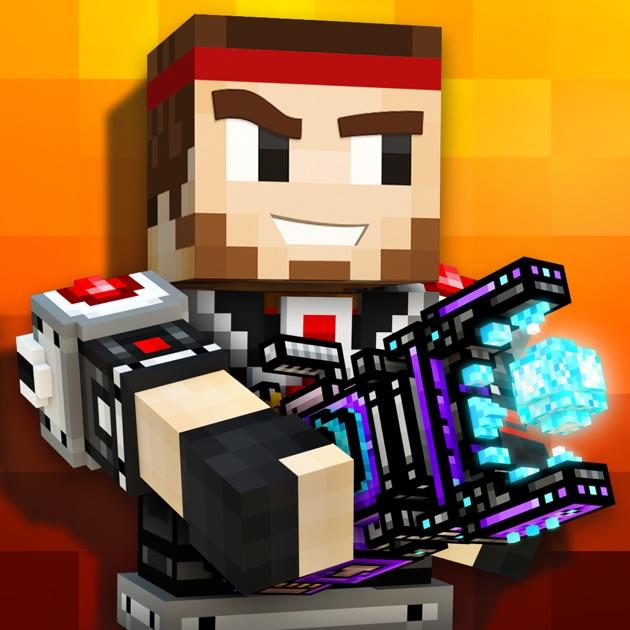 Pixel Gun 3D on the App Store
