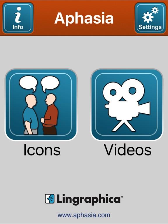 SmallTalk Aphasia - Female iPad